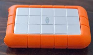 LaCie 1TB Rugged USB 3.0 Thunderbolt Series Hard Drive