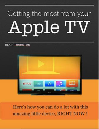 Apple TV book